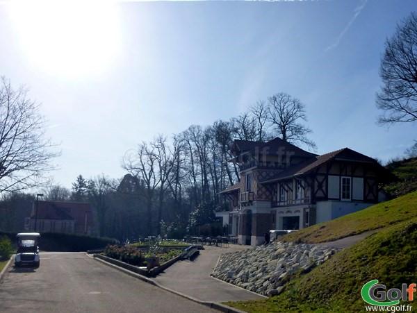 le proshop du golf de Bethemont dans les Yvelines à Poissy proche de Paris