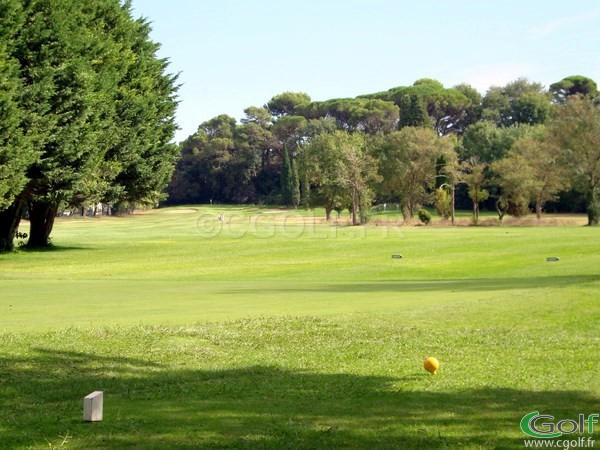 Le Trou n°10 du golf de Biot proche D'Antibes Alpes Maritimes