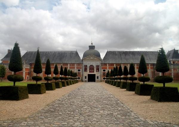 Chateau du golf du Champ de Bataille dans l'Eure en Normandie proche de Rouen