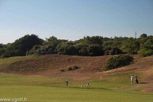golf compact de Saint-Jean-de-Monts proche de Nantes en Vendée Pays de Loire