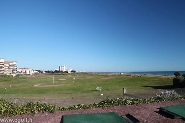 practice du golf de Saint-Jean-de-Monts en Vendée Pays de Loire proche de Nantes