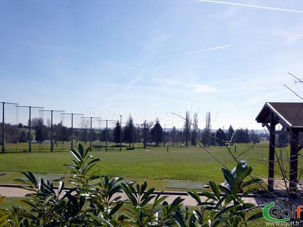 Le practice du golf de Feucherolles à Paris Ile de France dans les Yvelines