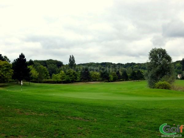Splendide green en Ile de France dans le Val d'Oise au golf de l'Isle d'Adam