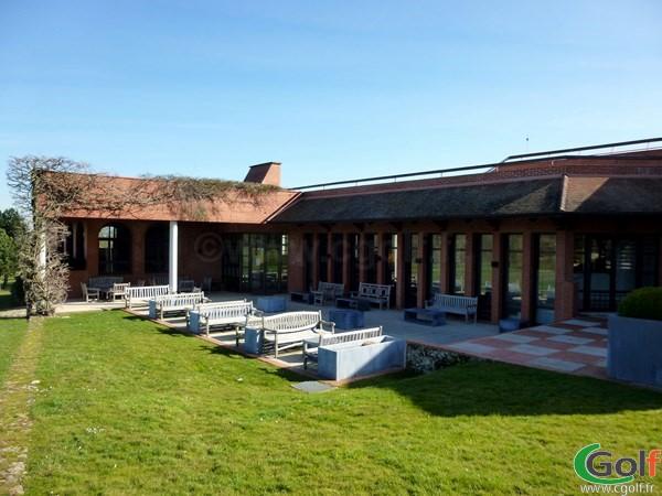 Club house du gof de Joyenval à Chambourcy proche de Paris dans les Yvelines