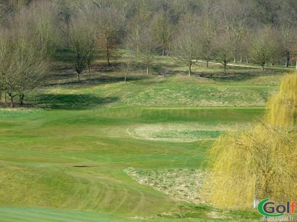 golf de Joyenval parcours Retz à Chambourcy proche de Paris dans les Yvelines en Ile de France
