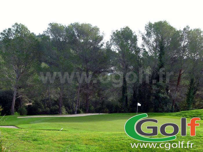 Golf 9 trous à St Raphael: l'académie