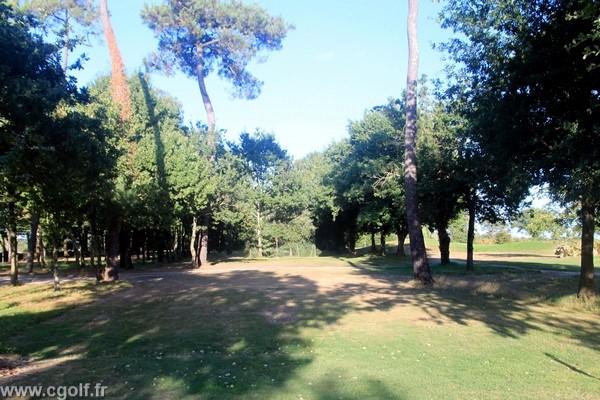 golf compact des Fontenelles à l'Aiguillon sur Vie en Vendée Pays de Loire