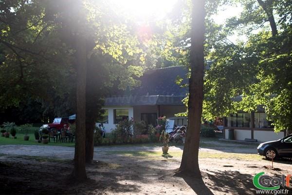 Restaurant du golf de Nampont-Saint-Martin en Picardie dans la Somme