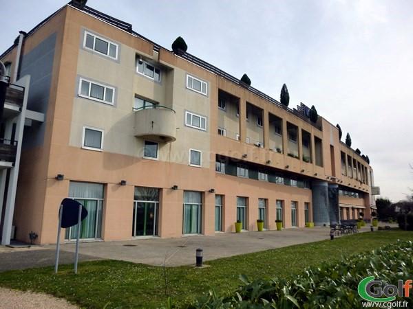 L'hotel du golf National de Paris dans les Yvelines en Ile de france