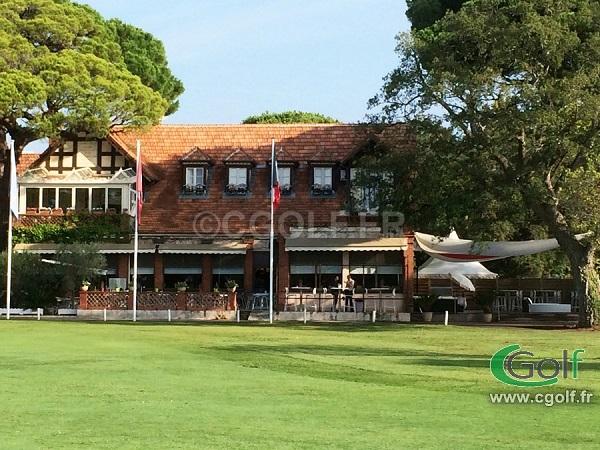 club house et restaurant du golf