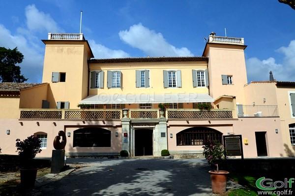 L'hotel le chateau de la Begude du golf d'opio Valbonne 06