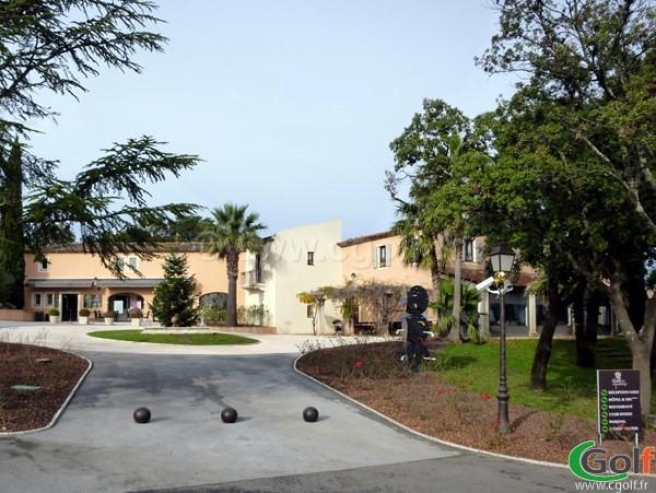 Hotel du golf de Roquebrune sur Argens dans le Var en région PACA