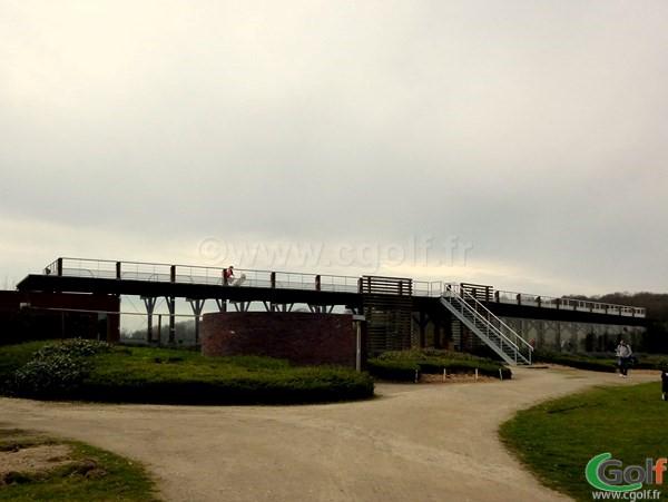 Le practice du golf Saint-Marc à Jouy-en-Josas proche de Versailles et Paris dans les Yvelines