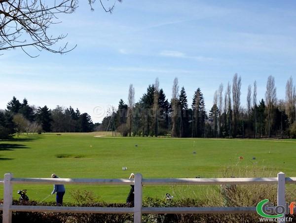 Practice du golf de Saint-Nom-La-Bretèche en Ile de France proche de Paris et Versailles