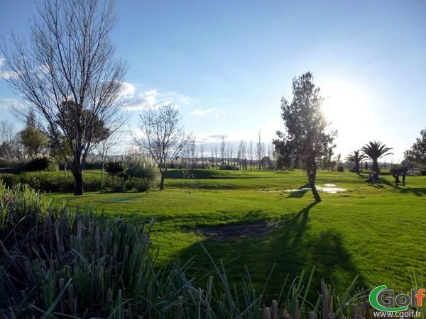 Une vue générale du golf de Valgarde à La Garde proche de Toulon dans le Var