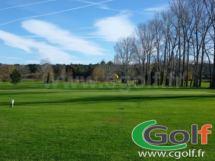 Green 9 du Garden Golf - Avignon
